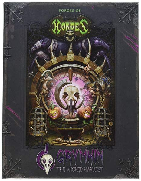 Forces of Hordes: Grymkin Command HC