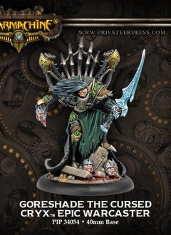 Goreshade the Cursed Epic Warcaster