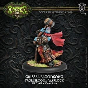 Grissel Bloodsong: Trollblood