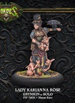 Grymkin : Lady Karianna Rose