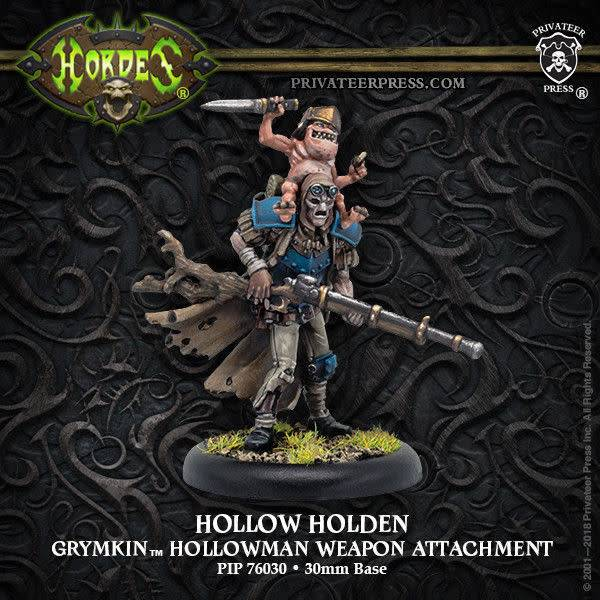GRYMKIN HOLLOW HOLDEN SOLO BLISTER