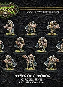 Hordes : Wolves of Orboros - Reeves of Orboros