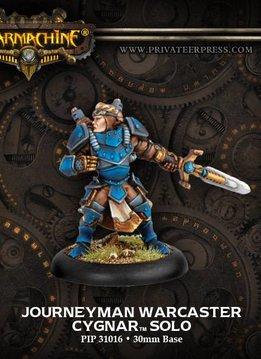 Journeyman Warcaster Solo