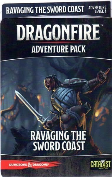 D&D Dragonfire Ravaging the Sword Coast Adventure Pack
