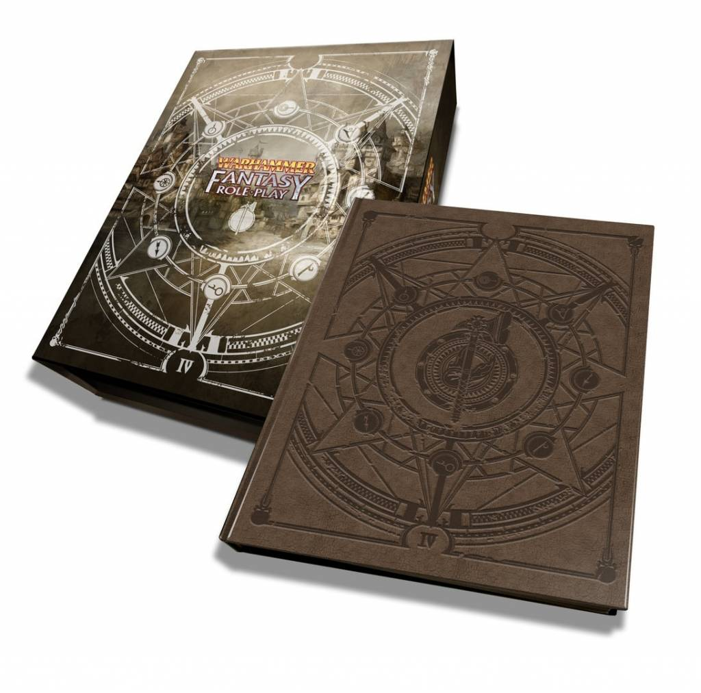 Warhammer Fantasy RPG 4th Collector Edition