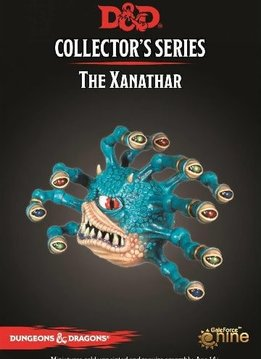 The Xanathar Mini - D&D Waterdeep Dragon Heist