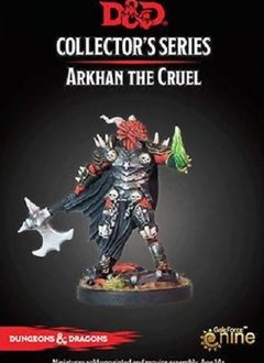 D&D Arkhan the Cruel Mini