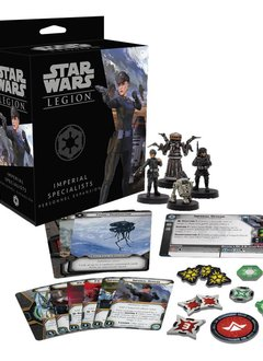 Star Wars Legion Imperial Specialists Expansion