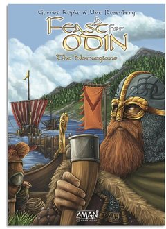 A Feast for Odin - The Norwegians Expansion