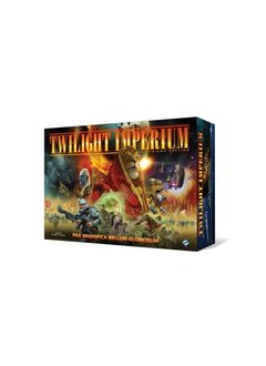Twilight Imperium 4E Edition (FR)