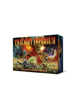 Twilight Imperium 4E Edition (FR)