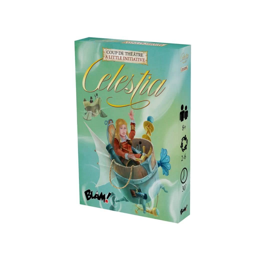 Celestia - Coup de théatre Ext.