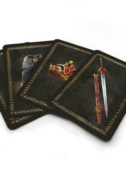 Forbidden Lands RPG Card Deck