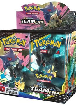 Pokémon Sun&Moon Team Up Booster Box
