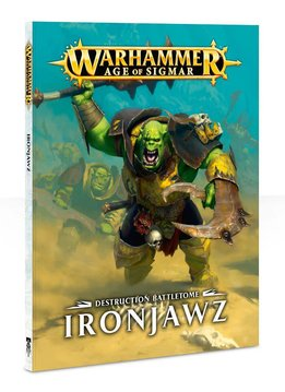 Battletome: Ironjawz (FR)