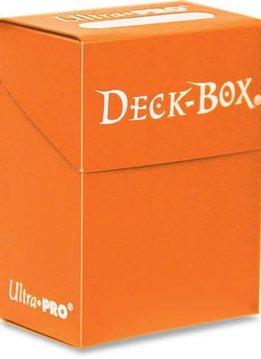 Ultra Pro Bundle - Orange Deck Box