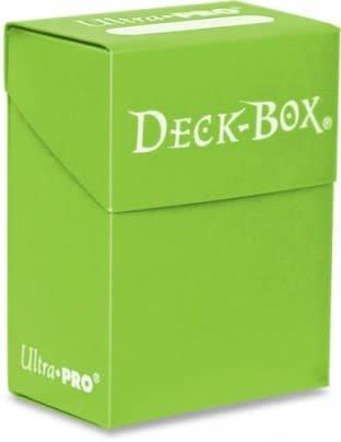Ultra Pro Bundle - Green Deck Box
