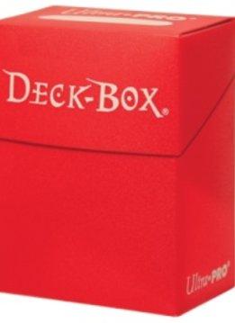 Ultra Pro Bundle - Red Deck Box