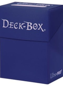 Ultra Pro Bundle - Dark Blue Deck Box