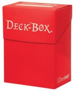 Ultra Pro Bundle - Dark Red Deck Box