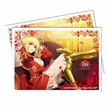 Fate Extra Nero Sleeves - 65ct
