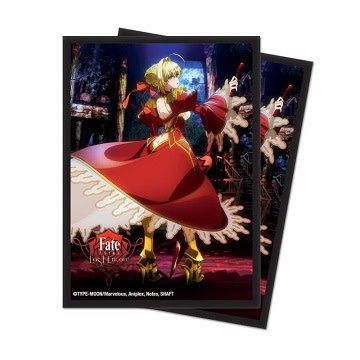 Fate Extra Last Encore Sleeves - 65CT