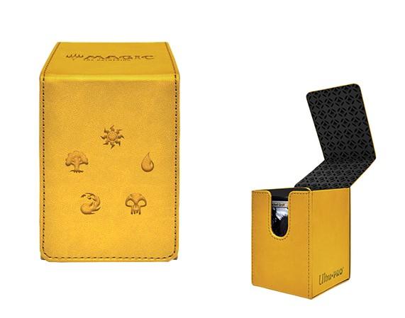 Alcove Deck Box MTG Gold