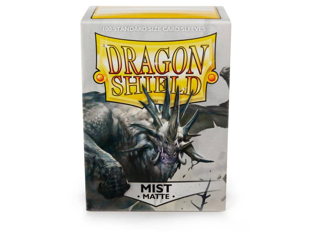 Dragon Shield Matte Mist Sleeves 100ct