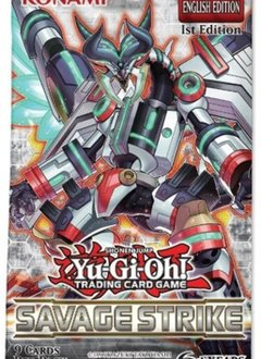 YGO Savage Strike Booster