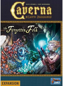Caverna - Forgotten Folk Expansion