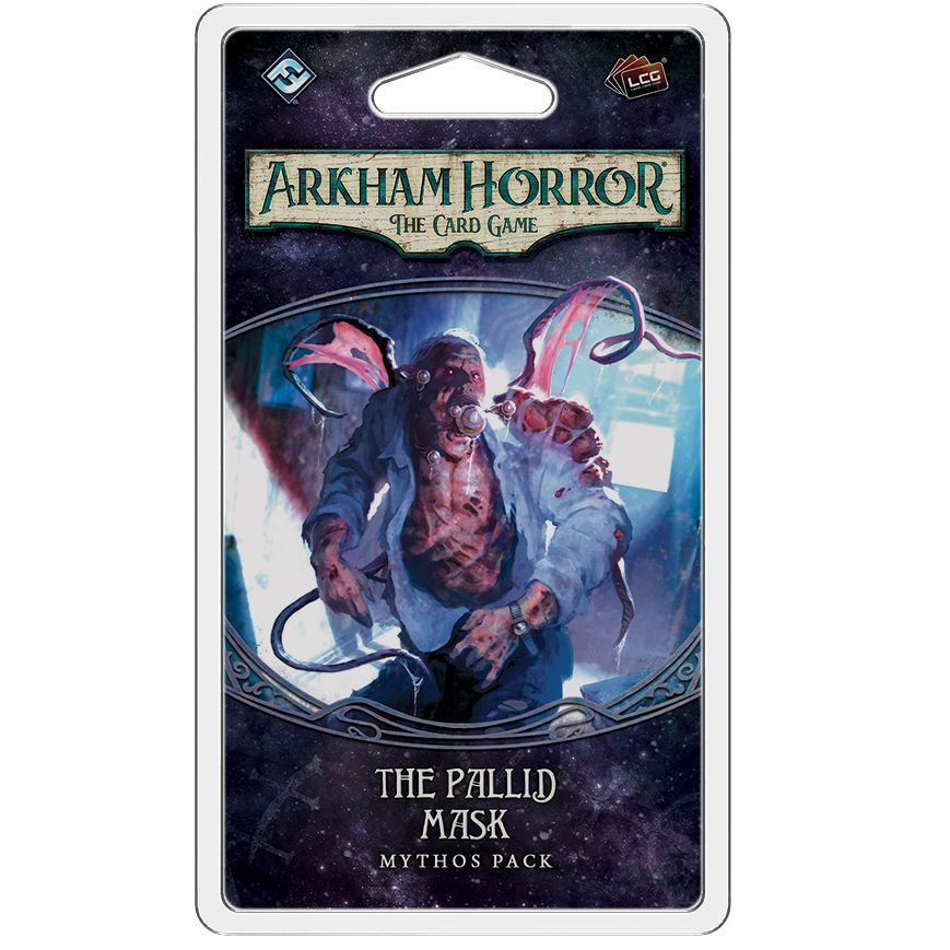 Arkham Horror LCG : The Pallid Mask