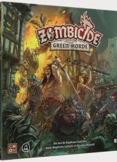 Zombicide Black Plague - Green Horde (FR)