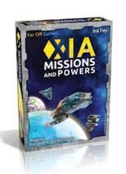 Xia: Missions and Powers KS