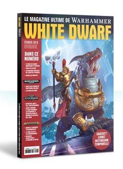White Dwarf February 2019 (FRENCH)