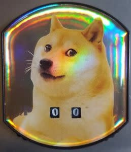 Foil Doge Counter