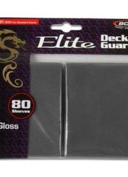 Elite Deck Guards Gloss Grey 80ct