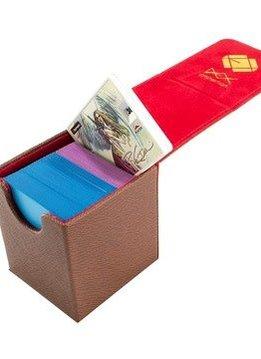 Dex Creation Series Deck Box - Small Brown