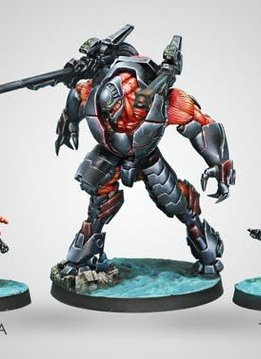 Infinity: Combine Army Overdron Batroids