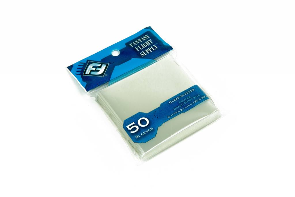 Square Board Game Sleeves FFG