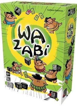 Wazabi (Anglais)
