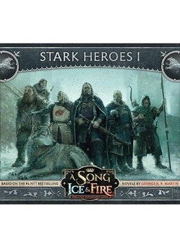 A Song of Ice and Fire Stark Heroes 1