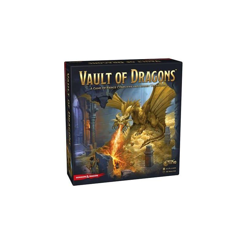 D&D Vault of Dragons Board Game