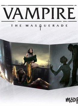 Vampire the Masquerade - Storyteller Screen Kit
