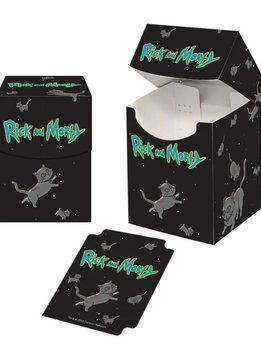 Rick and Morty Deck Box 100+ - Cats
