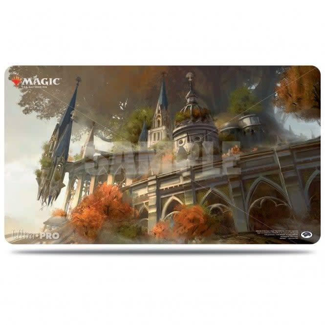 Guilds of Ravnica Playmat - Temple Garden