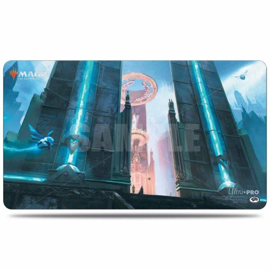 Ravnica Allegiance Playmat Hallowed Fountain