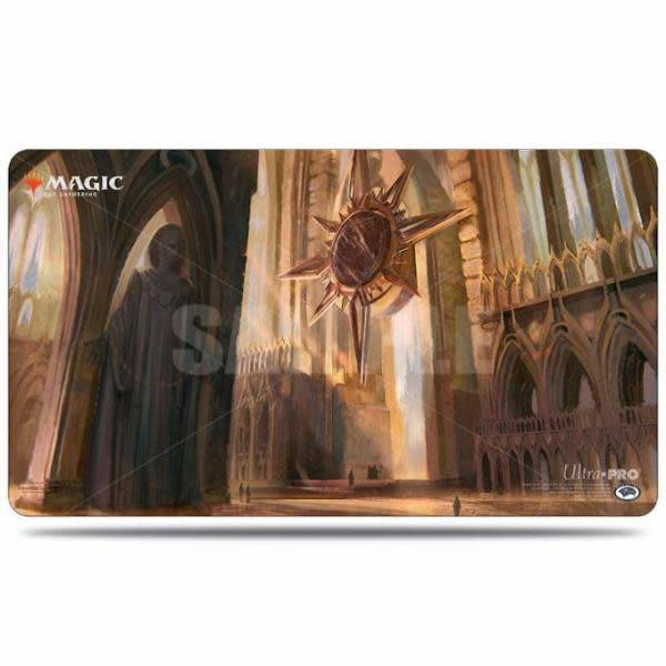 Ravnica Allegiance Playmat Godless Shrine