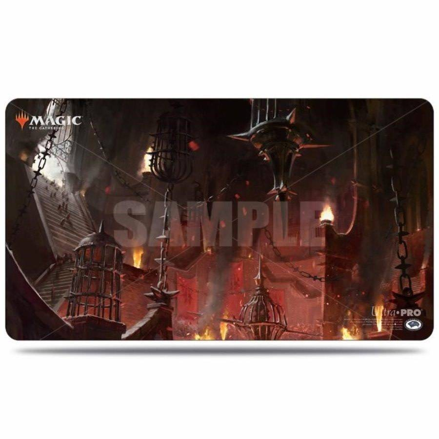 Ravnica Allegiance Playmat Blood Crypt