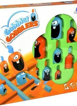 Gobblet Gobblers Plastique (Multilingue)