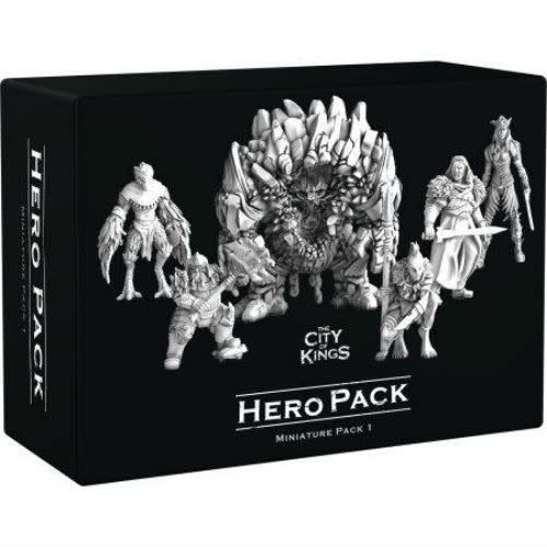 City of Kings - Hero Pack